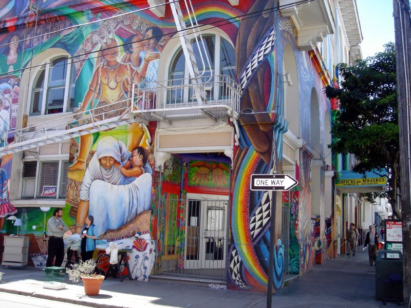 Restaurants In Mission District Sf Ca