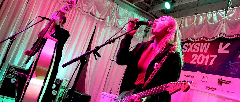 Baskery é banda sueca de folk e Americana