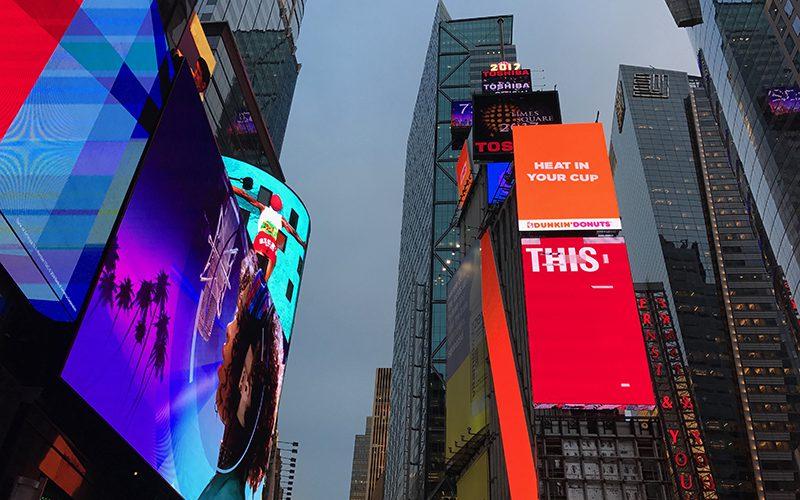 The Row é escolha certeira na área de Times Square