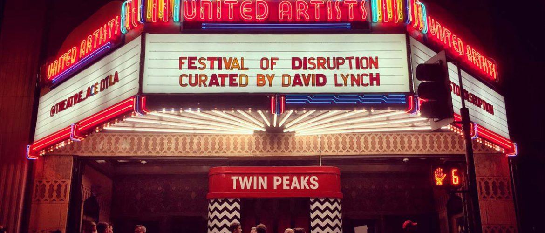 David Lynch tem seu próprio festival