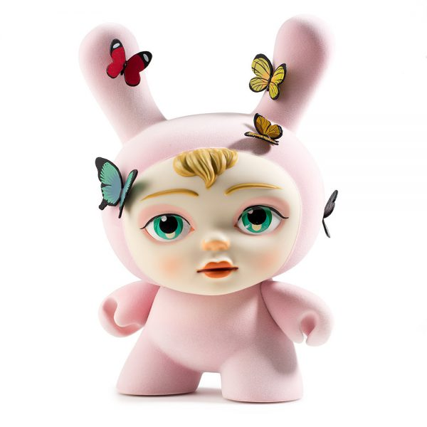Mab Graves cria Dunny pop surrealista