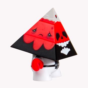Pyramidun de Andrew Bell Kidrobot