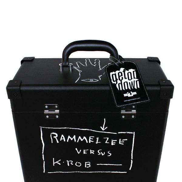 Get Down relança Beat Bop de selo de Basquiat