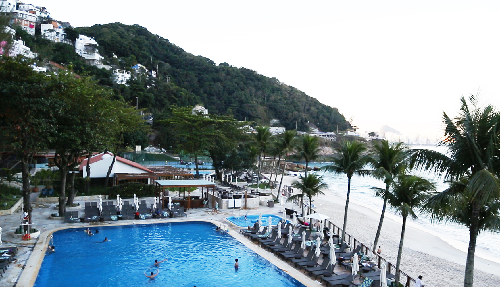Sheraton Grand Rio Hotel & Resort é a dica do Bits para réveillon