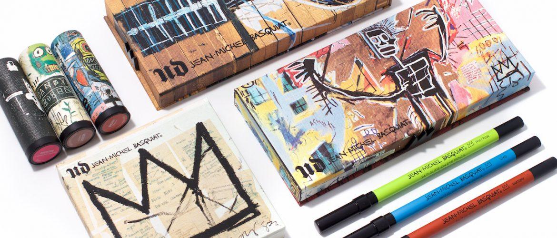 Maquiagem Urban Decay Basquiat