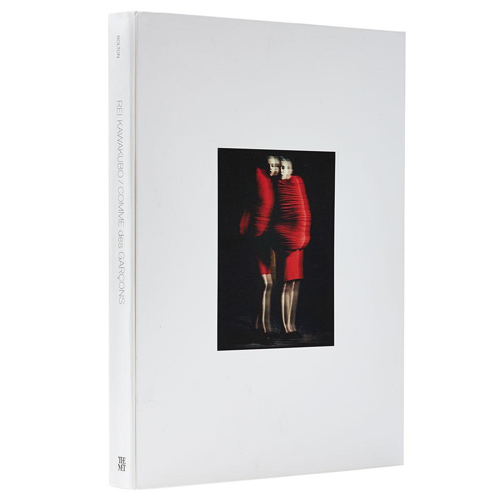 Rei Kawakubo catálogo exposição do Metropolitan